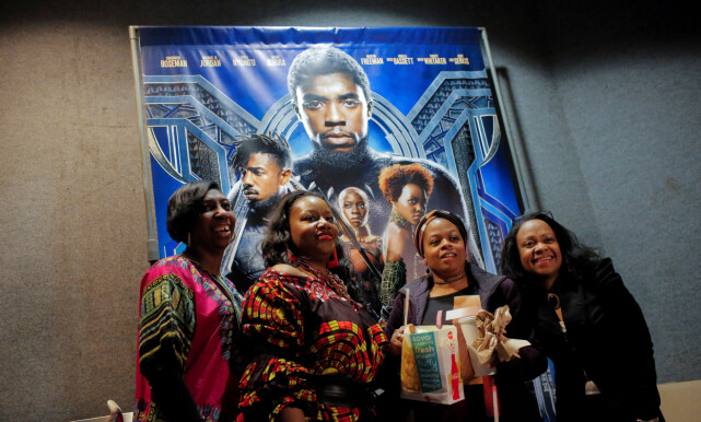 FILM-BLACKPANTHER/OPENINGNIGHT