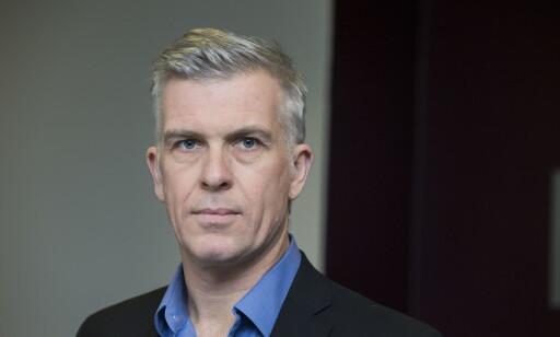 ALVORLIG: Rektor Jørn Mortensen ved KHiO ser alvorlig på varslene. Foto: Berit Roald / NTB scanpix