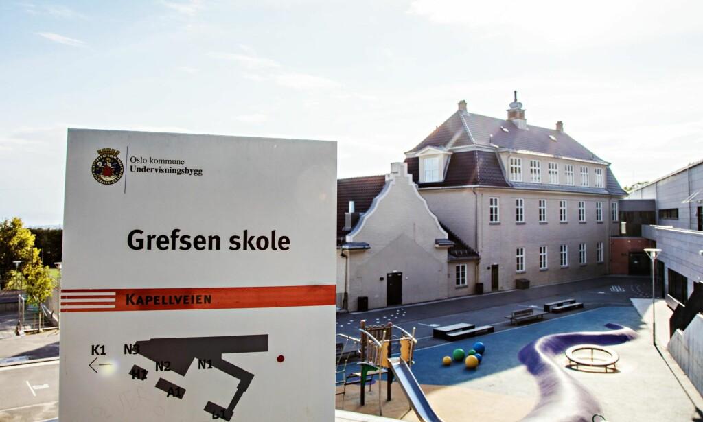 OPPLEVER ENDRINGER: Uansett hvordan man snur og vender på det får mange av skolene i Oslo nå mindre penger å rutte med, skriver representantene for Oslo Høyre. Foto: Audun Braastad / NTB scanpix