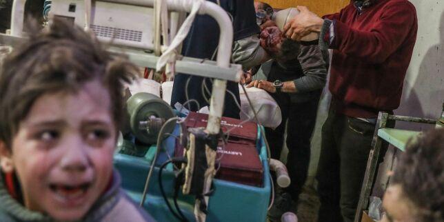 image: Frykter at Øst-Ghouta blir som Øst-Aleppo