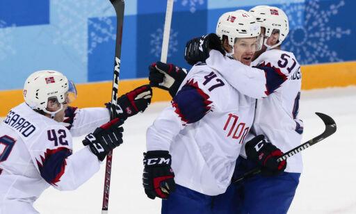 image: Norge til kvartfinale etter overtidsseier