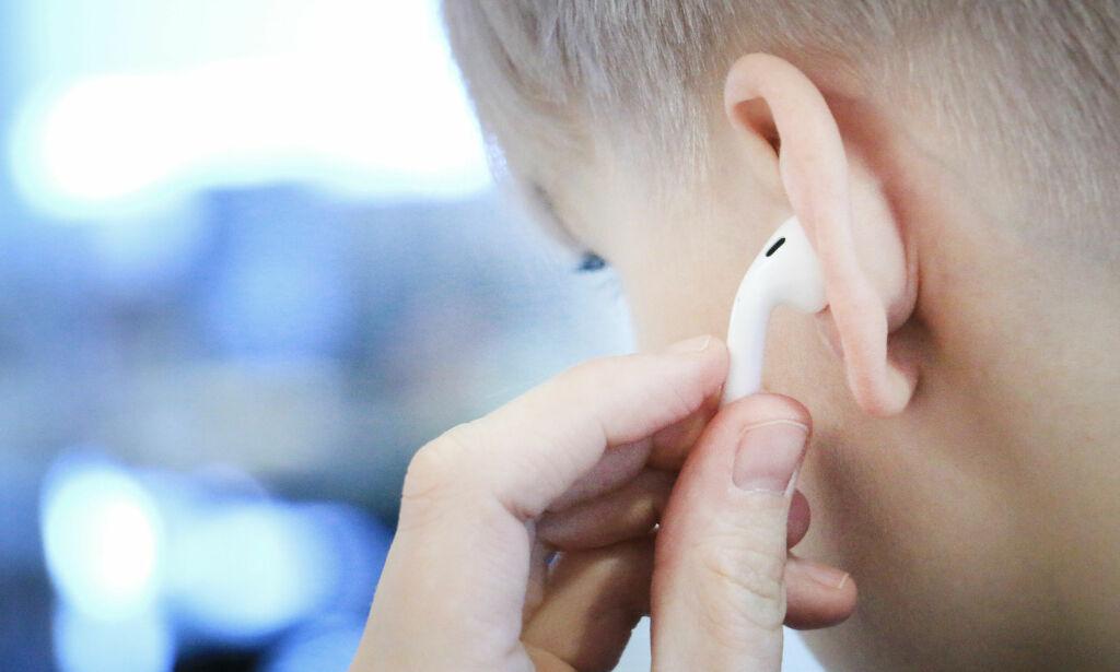 image: Jo da, du kan faktisk få AirPods til å sitte bedre i øret