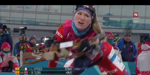 image: Bommet sju ganger og gikk én strafferunde for lite: - OL er ødelagt