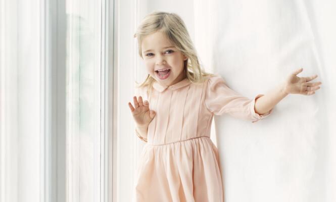 <strong>NYE BILDER:</strong> I anledning 4-årsdagen til prinsesse Leonore har det svenske kongehuset frigitt nye bilder av den skjønne prinsessen. Foto: Erika Gerdemark/ Det svenske kongehuset