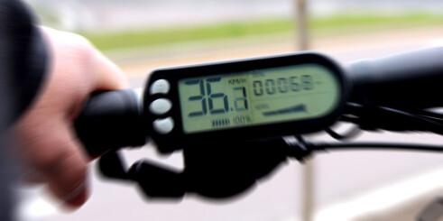 Danskene vil slippe super-elsykler løs i sykkelfeltet