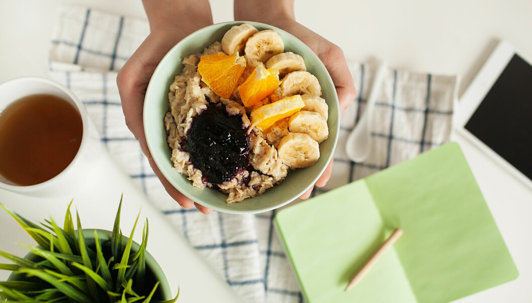 FROKOST: De norske ernæringsfysiologene er enige; frokost er kjempeviktig! Den kickstarter fordøyelsen etter en natts faste, og forebygger usunne matvalg senere på dagen. FOTO: NTB Scanpix