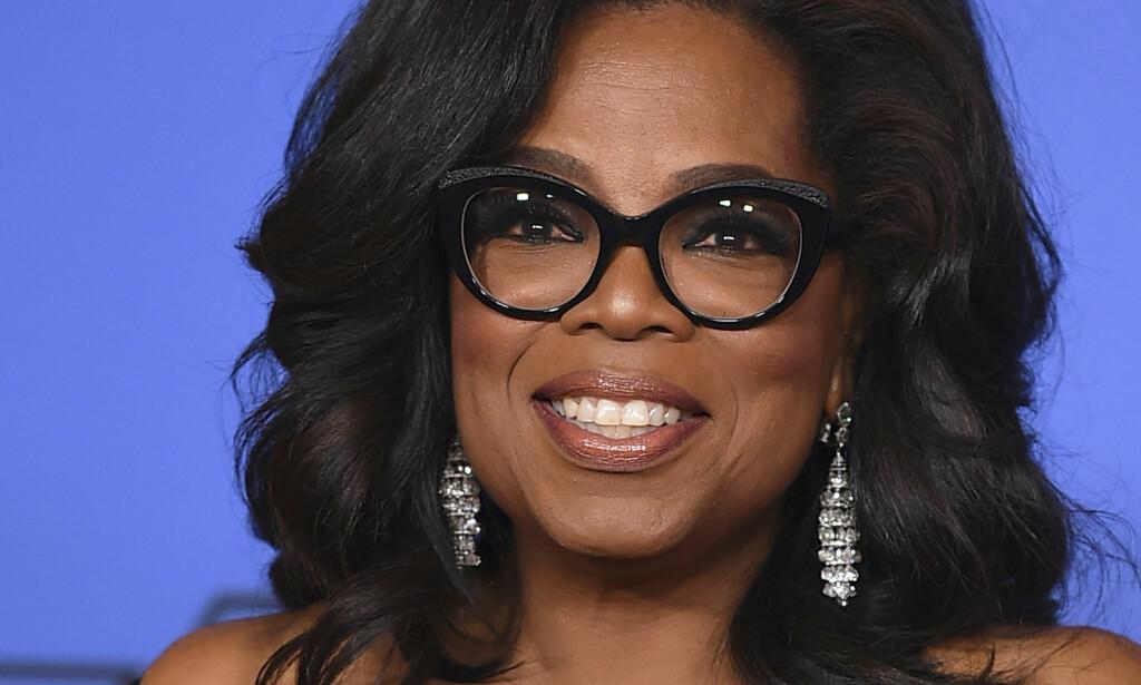 INSPIRERT: Oprah lot seg inspirere av Clooney-paret donerer en halv million dollar til våpenkontroll-kampanjen «marsjen for våre liv». Foto: Jordan Strauss / Invision / AP / NTB scanpix