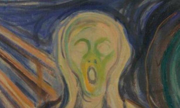 image: Frigir skjulte Munch-skatter: «Skrik» så først helt annerledes ut