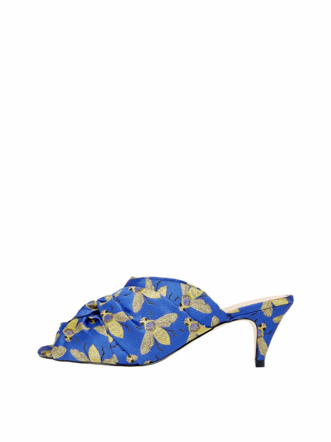 <strong>Sko fra Bianco |550,-| https:</strong>//www.bianco.com/no/no/bi/damesko/sandaler/sandaler-med-hael/kitten-heel-mules-93549721.html?cgid=bi-women-heeled-sandals&dwvar_colorPattern=93549721_Blue