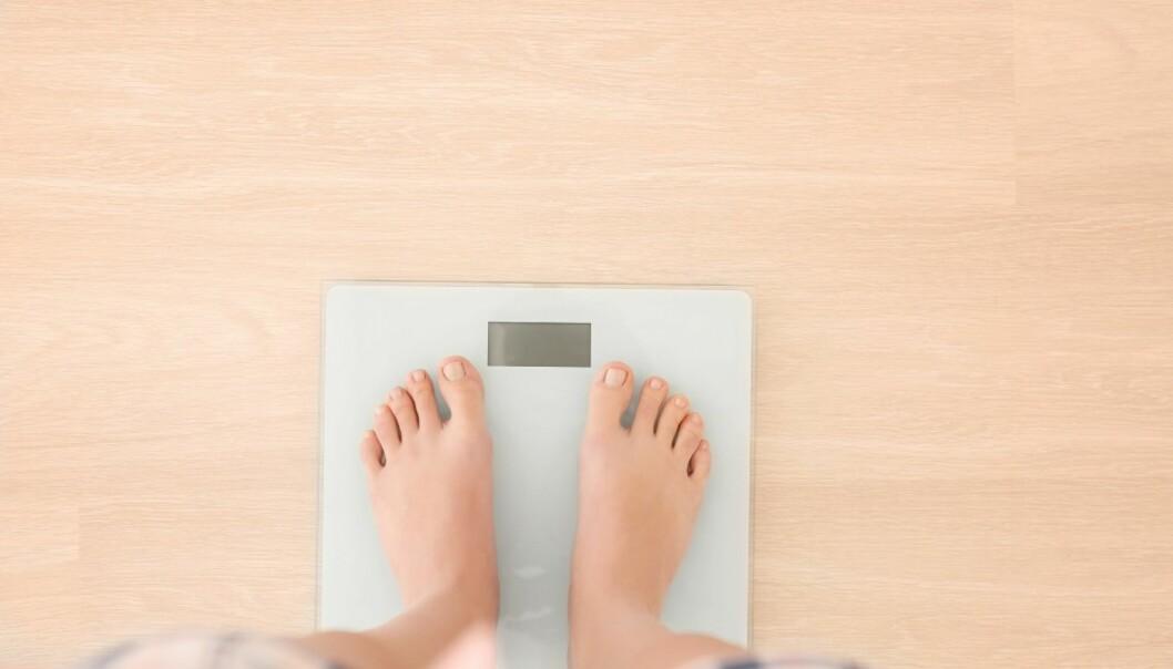NEGATIV BIVIRKNING: Noen legemidler endrer måten kroppen lagrer fett på. FOTO: NTB Scanpix