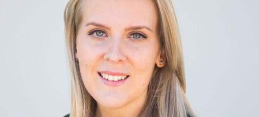 Ine (28) opprettet to datingprofiler: Én med rullestol, og én uten