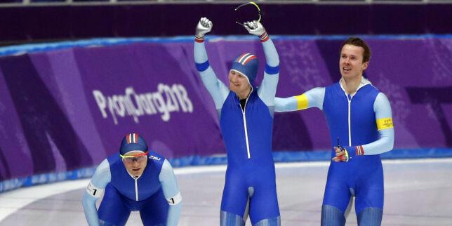 image: Historisk OL-gull til Norge