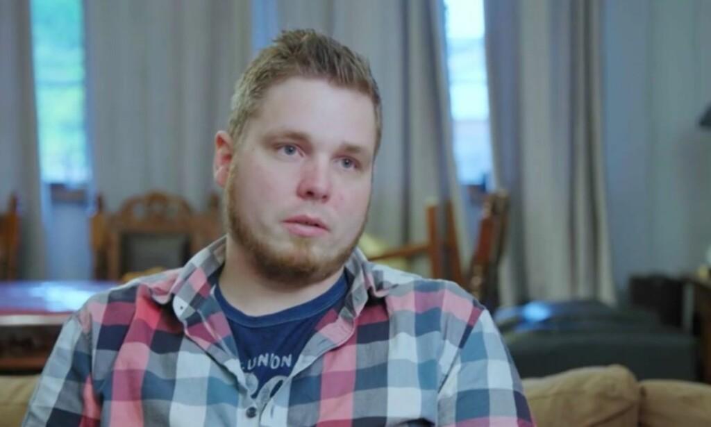 PÅ TV ONSDAG KVELD: Økonomien til Leif Kåre Junior Bakka (33) var tema i onsdagens episode av «Luksusfellen». Foto: TV3