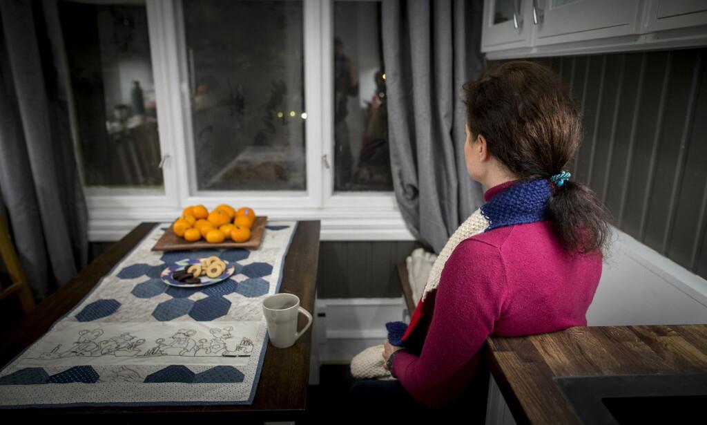 TILTALT: Den 46-årige kvinnen risikerer en dom på 15 års fengsel for grov mishandling og omsorgssvikt dersom hun blir funnet skyldig. Foto: John T. Pedersen / Dagbladet