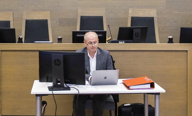 SAKKYNDIG: Psykiater Terje Tørrissen er en av de rettsoppnevnte sakkyndige i saken. Foto: Lars Eivind Bones / Dagbladet