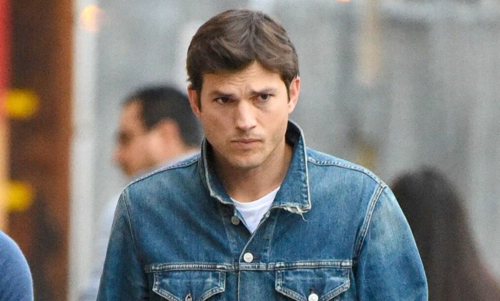 FLYKTET: Ashton Kutcher innrømmer at bruddet med Demi Moore gikk hardt innpå ham, og han valgte å isolere seg helt fra omverdenen. Foto: NTB Scanpix