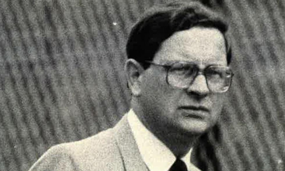 SPANING: Charley Hill var på oppdrag for Scotland Yard og Art Squad i 1992 da dette bildet ble tatt. Ett år senere befant han seg i Oslo som hemmelig politiagent blant kriminelle på jakt etter Edvard Munchs uerstattelige maleri. Foto: Scotland Yard