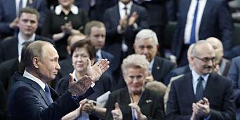image: - Slik angriper Putin Norge