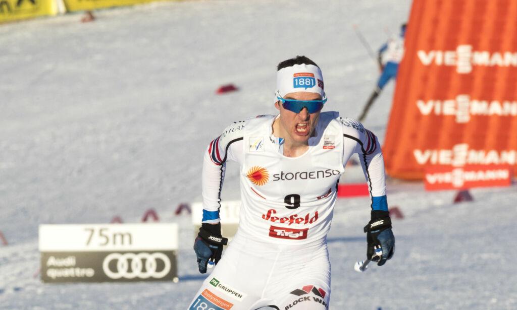 image: Jørgen Graabak kriget inn OL-sølv til kombinertgutta etter thrilleravslutning