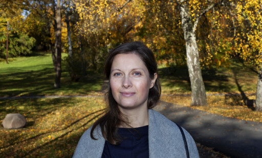VERDENS NATURFOND: Ingrid Lomelde i WWF (Foto: WWW Verdens naturfond/Ivan Tostrup)
