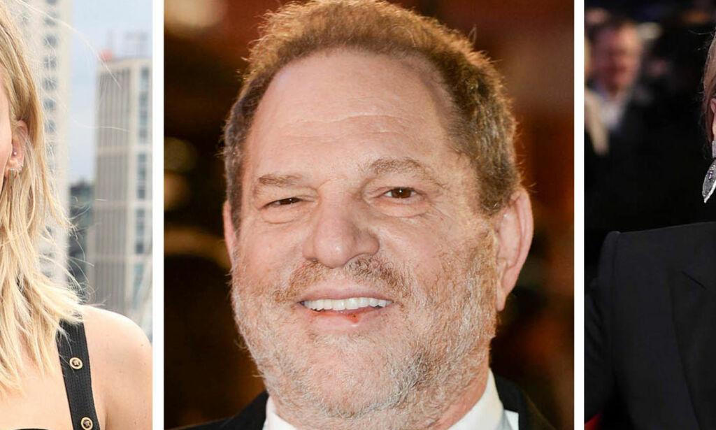 image: Harvey Weinstein brukte stjernene som forsvar. Det skulle han ikke ha gjort