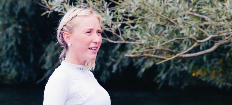 Ebba (18) ble lam over natten