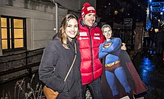 ALLTID SUPER-SVENDSEN: Selv om skrantende helse tok flere toppsesonger, blir Emil Super-Svendsen stående igjen som en av tidenmes beste norske idrettsutøvere. FOTO: Hans Arne Vedlog / Dagbladet.