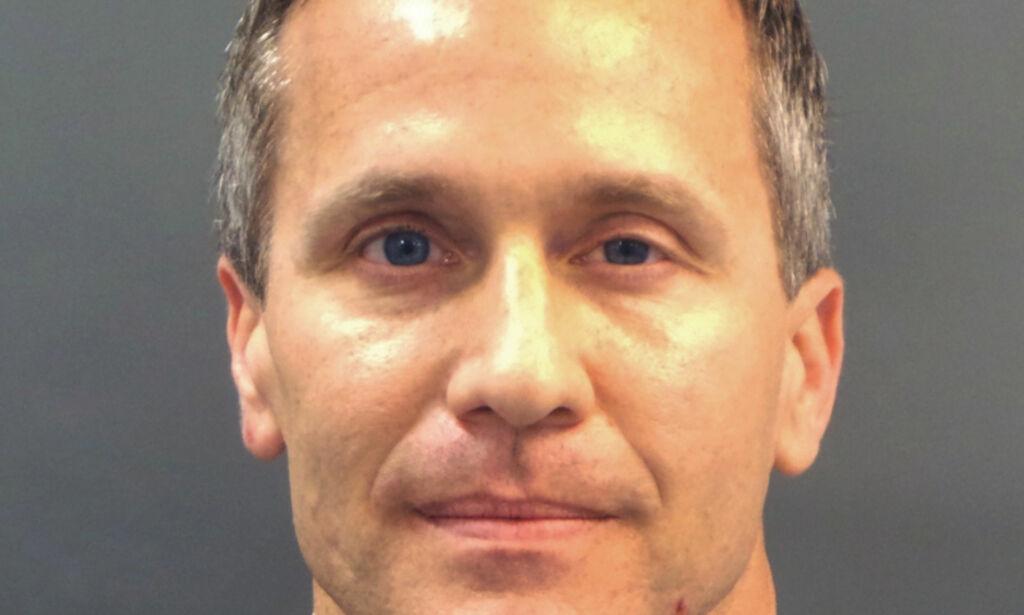 image: Guvernør arrestert for nakenbilde-trussel