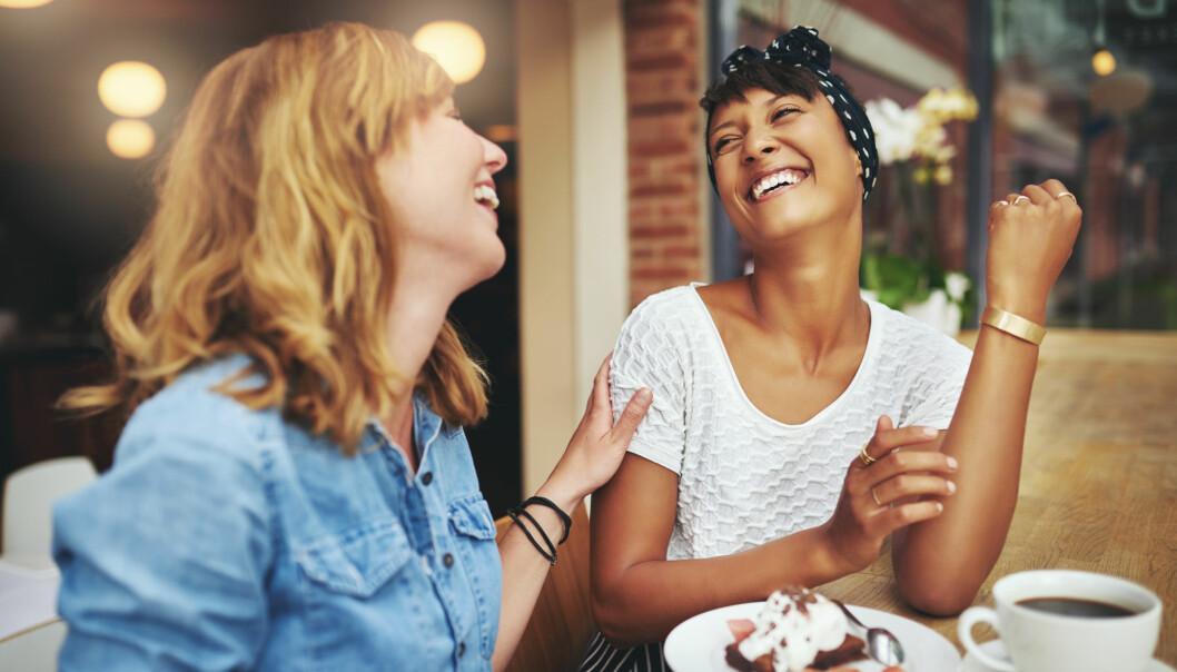 ORDTAK OG UTTRYKK: Det er viktig å holde tunga rett i munn når du skal bruke ordtak og uttrykk! FOTO: NTB Scanpix