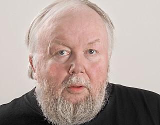 EKSPERT: Gisle Hannemyr har brukt internett i 45 år. Foto: Universitetet i Oslo