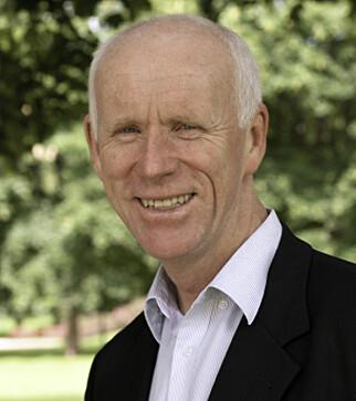 Per Sanderud, direktør i Norges vassdrags- og energidirektorat.
