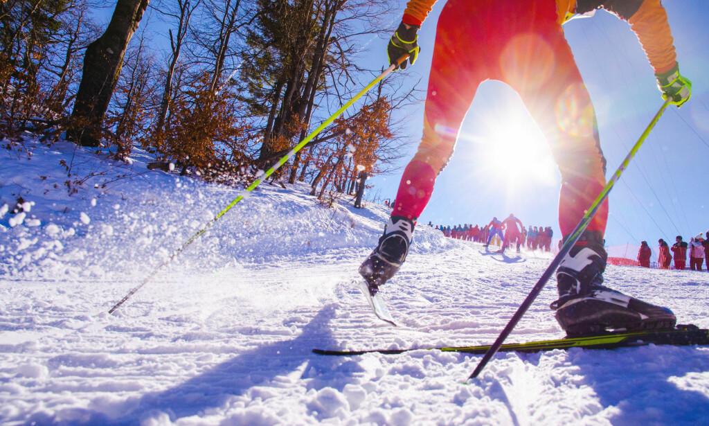 Norge er én stormakt i internasjonal skisport. Det reflekteres til de grader i det norske OL-budsjettet. FOTO: NTB Scanpix