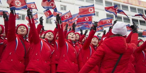 image: Hevder nordkoreanske cheerleadere blir tvunget til å tilby seksuelle tjenester