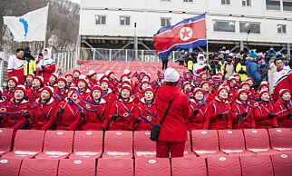 image: Nye detaljer avslørt om Nord-Koreas mystiske cheerleadere