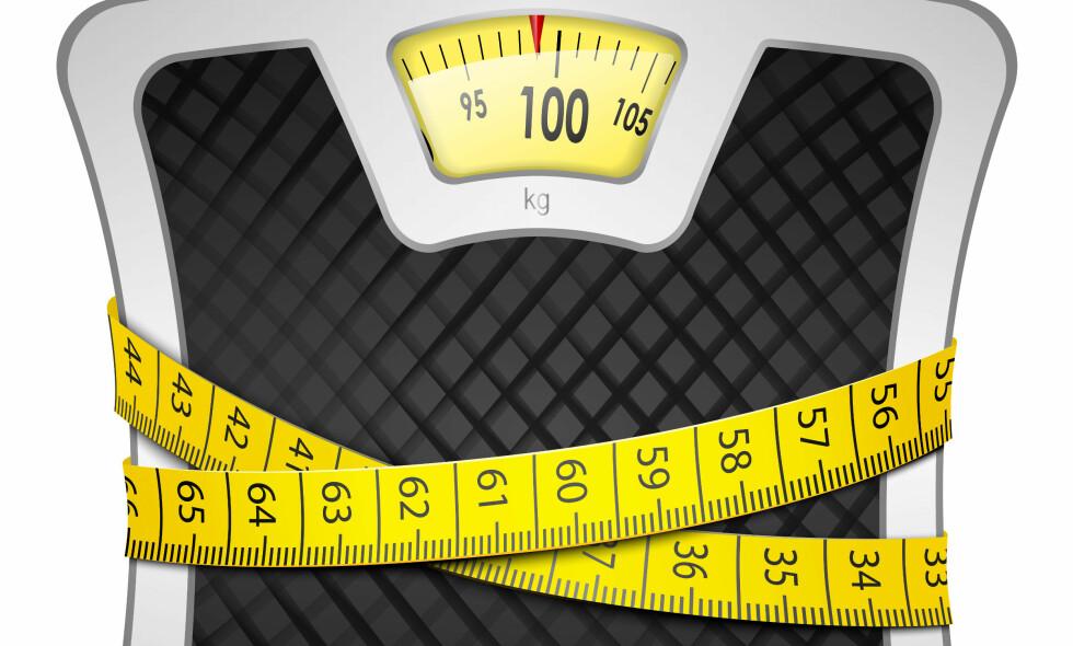 DETTE AVGJØR: Når tiden ikke strekker til, og treningen uteblir, er det heldigvis smarte grep du kan gjøre om du vil ned noen kilo.<br>Foto: Yuriy Maksymiv / Shutterstock / NTB Scanpix