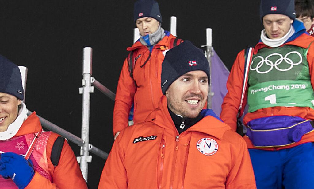 image: Emil: - Vemodig at dette var min siste OL-øvelse