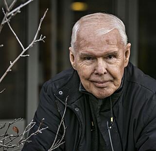 INVOLVERT: Den pensjonerte politimannen Leif A.Lier er i dag privatetterforsker. Foto: Jørn H Moen / Dagbladet