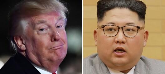 En krig med Nord-Korea kan drepe 10 000 soldater på få dager