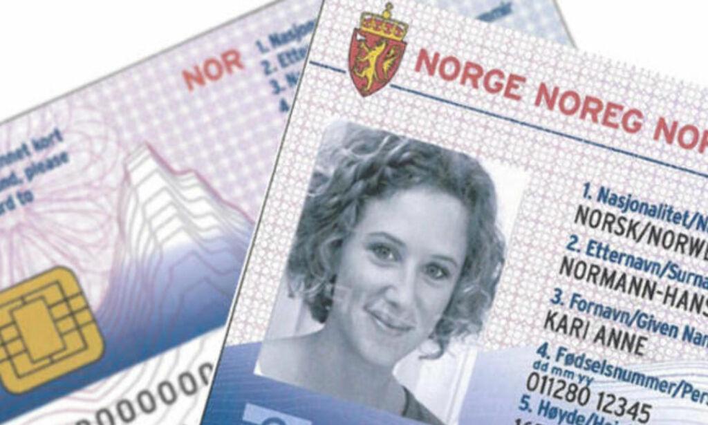 image: Vil du ha det nye passet og ID-kortet før ferien? Glem det