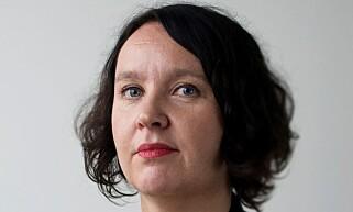 TYDELIGE REGLER: Line Hegna i Redd Barna Norge