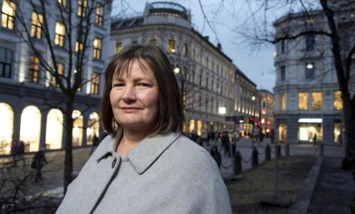 ETISK REGELVERK: Henriette Westhrin i Norsk Folkehjelp