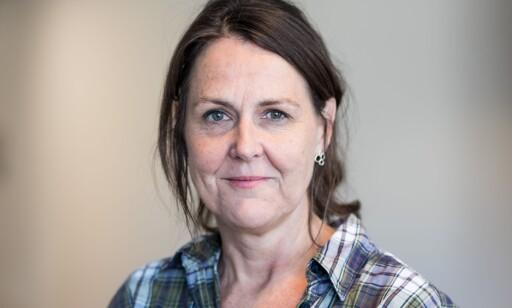 EGET VARSLINGSSYSTEM: Cathrine Ulleberg i Flyktninghjelpen