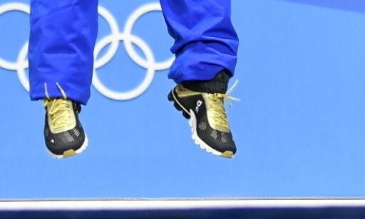 image: Norges absurde OL-problem: Ikke nok gullsko!