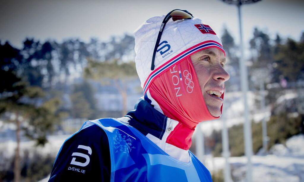 KRITISERER FIS: Sportssjef Vidar Løfshus. Foto: Bjørn Langsem / Dagbladet