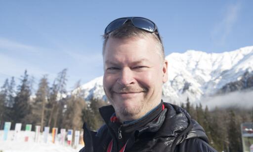 KOMMENTATOR: Tomas Pettersson. Foto: Terje Pedersen / NTB scanpix