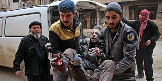 image: Syrisk våpenhvile på papiret, men ikke på bakken
