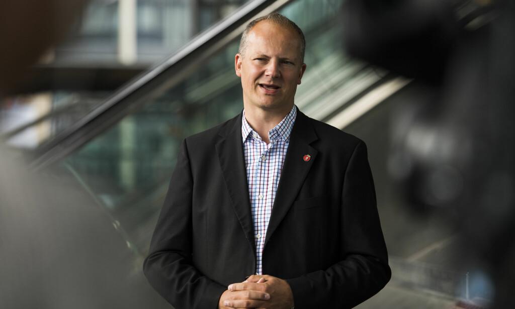 INGEN GARANTIER: Samferdselsminister Ketil Solvik-Olsen