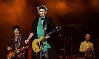 Stockholm 20171012 The Rolling Stones No Filter turne 2017. Konsert i Friends Arena Stockholm. Foto:John T.Pedersen / Dagbladet