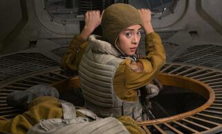 image: Norges ukjente filmstjerne har rolle i «Star Wars»