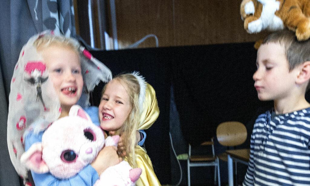 image: Å presse kjønnsrolle-nøytralitet på barna